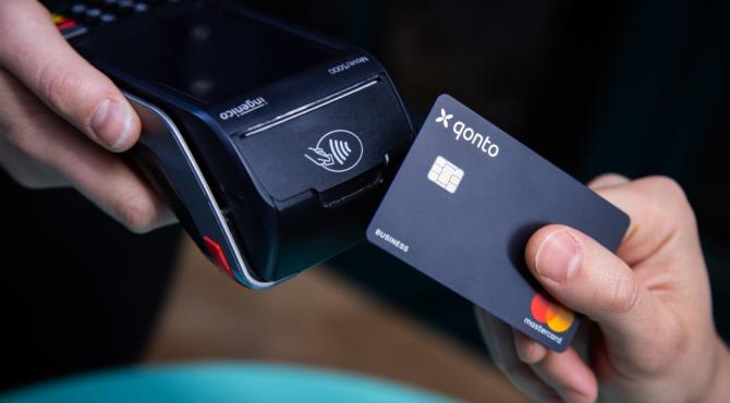 Ouverture de compte courant – Qonto