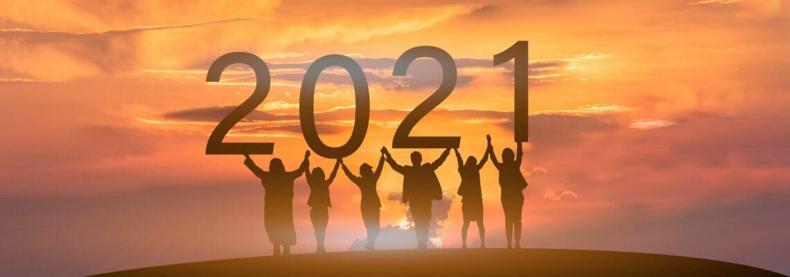 TOUTE L'équipe Lucadvisor vous souhaite une excellente année 2021