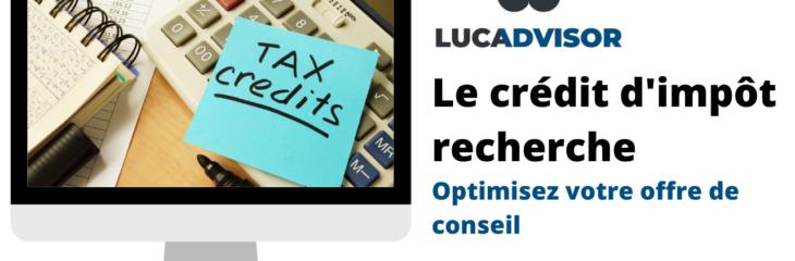 """Mission Crédit d'Impôt Recherche : l'extrait du Webinaire """"RDV Bilan"""""""